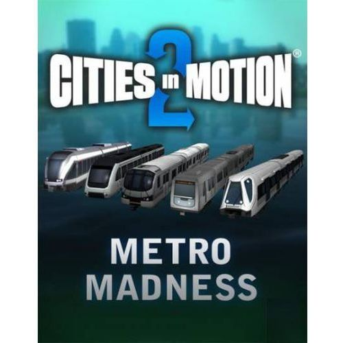 Cities in Motion 2 Metro Madness (PC)