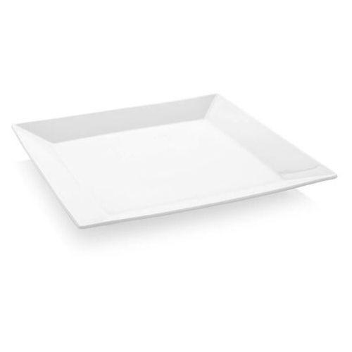 Talerz płytki kwadratowy bianco | różne modele marki Fine dine