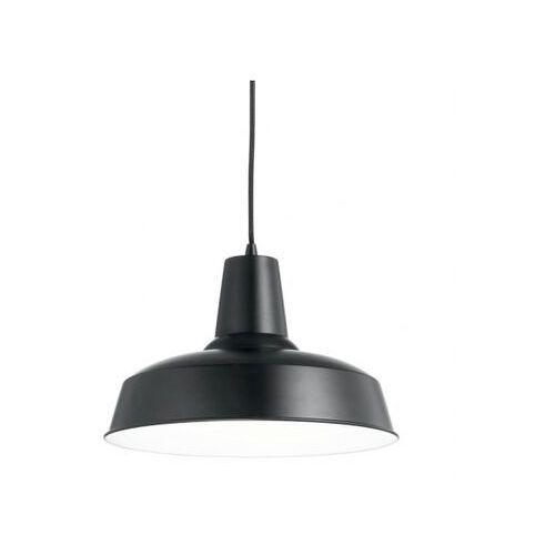 Ideal lux Lampa wisząca moby sp1 nero