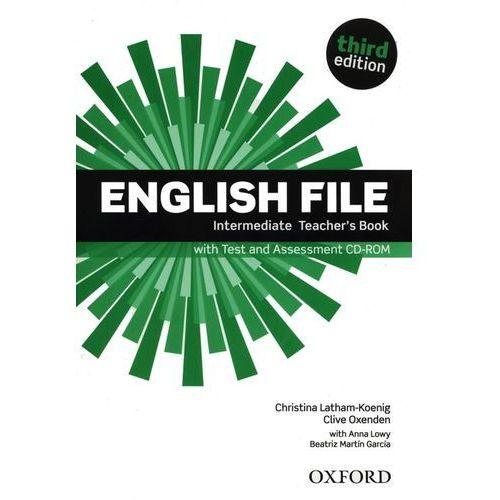 English File Third Edition Intermediate książka nauczyciela (opr. miękka)