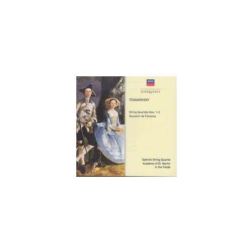 String Quartets 1 - 3 / Souve (0028948074266)