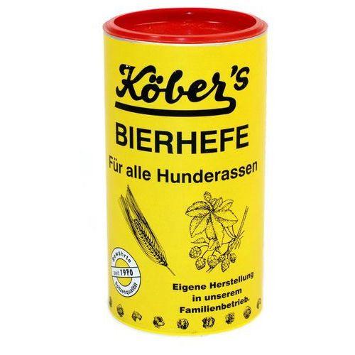 Koebers Drożdże Piwne - Bierhefe- proszek dla psa: waga - 800 g DOSTAWA 24h GRATIS od 99zł