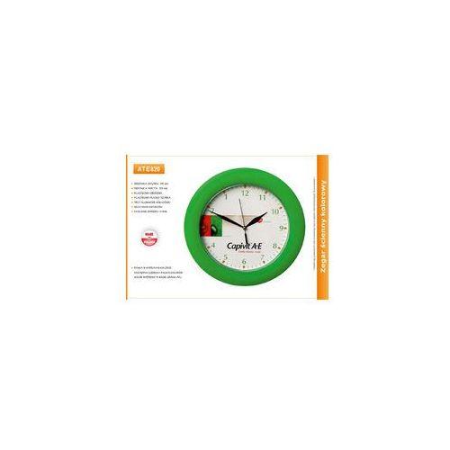Zegar reklamowy kolor szeroka ramka /270mm
