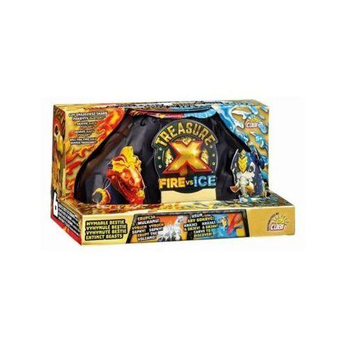 Figurka treasurex fire vs wymarła bestia s4 marki Cobi