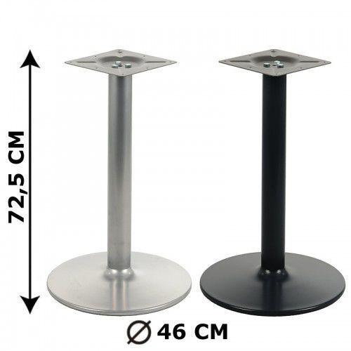 Podstawa stolika ny-b006, 2 kolory, śr. podstawy fi 46 cm (stelaż stolika, stołu) marki Stema - ny