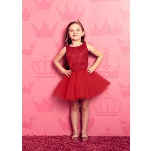 Sugarfree Sukienka virginia mini w kolorze czerwonym