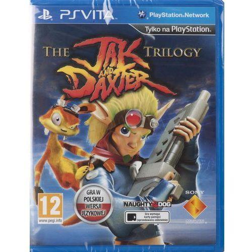 Jak & Daxter Trylogia (PSV)