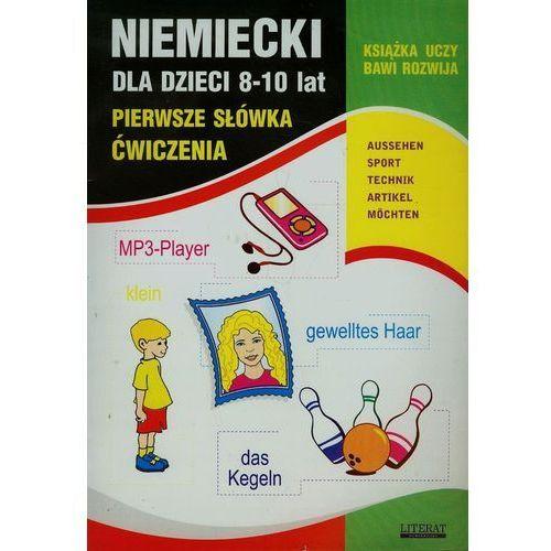Język Niemiecki dla Dzieci 8-10 Lat (opr. miękka)