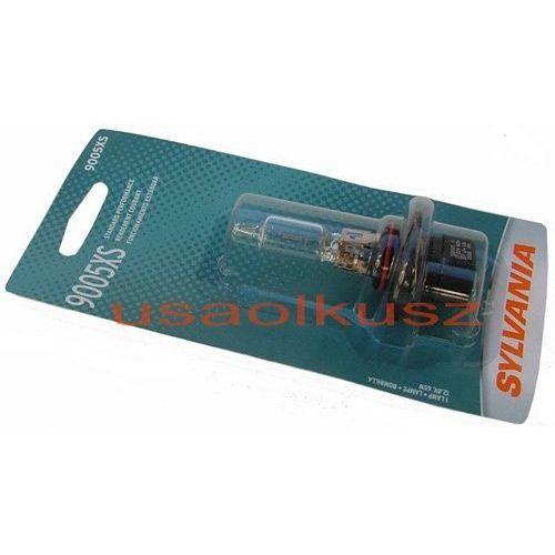 Sylvania Żarówka świateł drogowych reflektora dodge charger 2006-2009 hb3 9005xs 65w