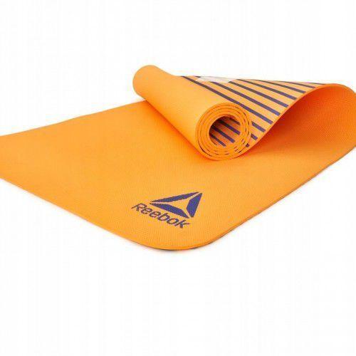 Mata do ćwiczeń joga Mata Reebok RAYG-11040POE-CA, CC67-11276