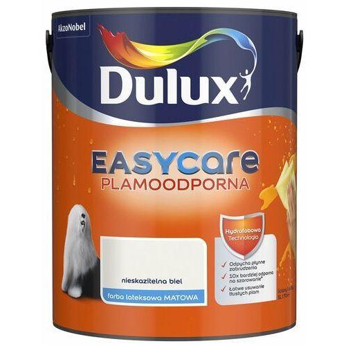 Dulux easy care nieskazitelna biel 5l