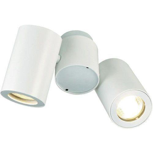 Lampa punktowa SLV 151831 GU10, (DxSxW) 6.7 x 21 x 13.5 cm, biały