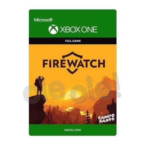 Firewatch (Xbox One). Najniższe ceny, najlepsze promocje w sklepach, opinie.