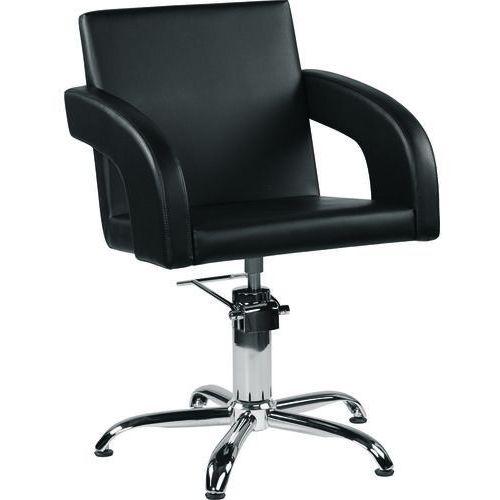 Fotel fryzjerski tina czarny 48h  marki Ayala