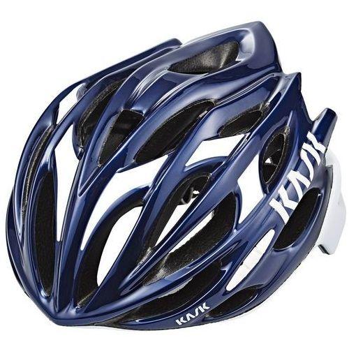 Kask mojito16 kask rowerowy niebieski/biały l | 59-62cm 2018 kaski szosowe (8057099045278)