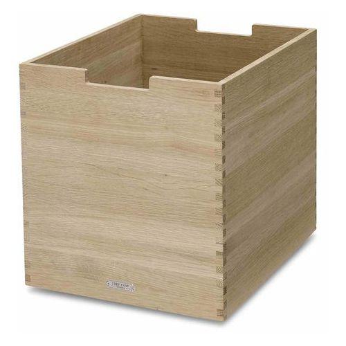 Skagerak Pudło drewniane cutter dąb large