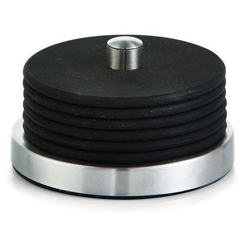 Podstawka pod szklankę, silikonowa podkładka - 6 sztuk w komplecie, ZELLER, B00KM3Q3J2