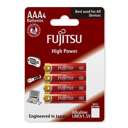 Fujitsu 4 x high power alkaline lr03/aaa (blister)