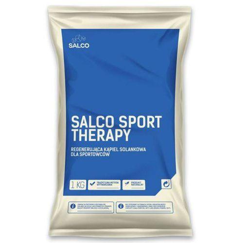 Regenerująca sól do kąpieli Sport Therapy SALCO 1 kg