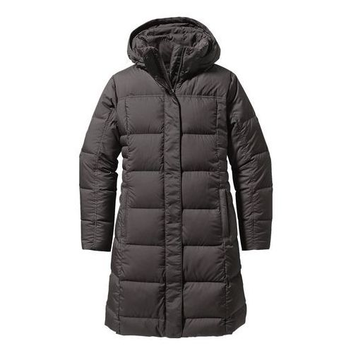 Kurtka DOWN WITH IT PARKA WOMEN - forge grey, poliester