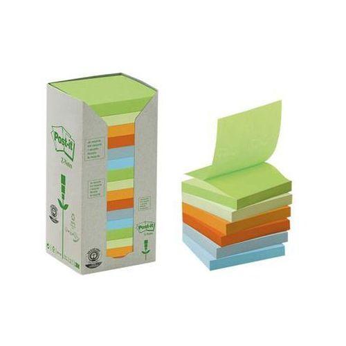 Karteczki Post-It Recycling Z-Notes, 3M FT510280082, R3301RPT