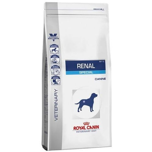 dog renal special 2x10kg tani zestaw marki Royal canin vet