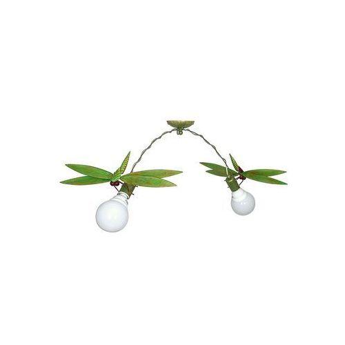 Żyrandol natynkowy ważka 2xe27/60w/230v marki Luminex