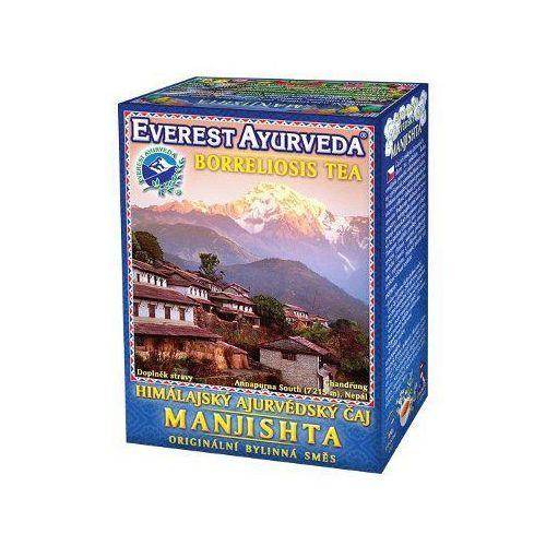 Everest ayurveda Manjishta - kleszcze i bolerioza