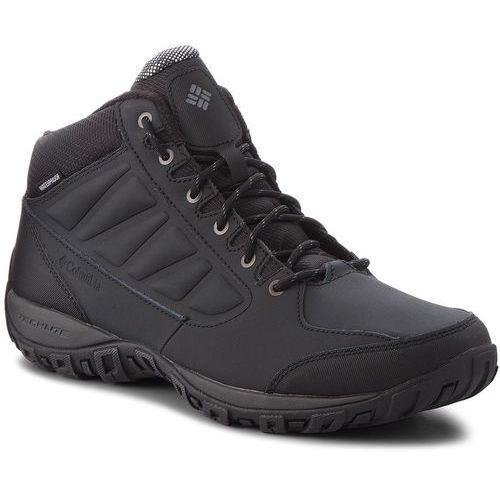 Trekkingi COLUMBIA - Ruckel Ridge Chukka Wp Omni-Heat BM5524 Black/Dark Grey 010