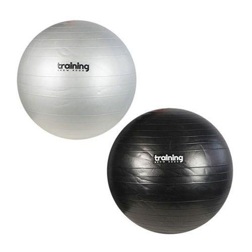 Piłka gimnastyczna 2.0 tsr 55cm (szary) marki Trainingshowroom