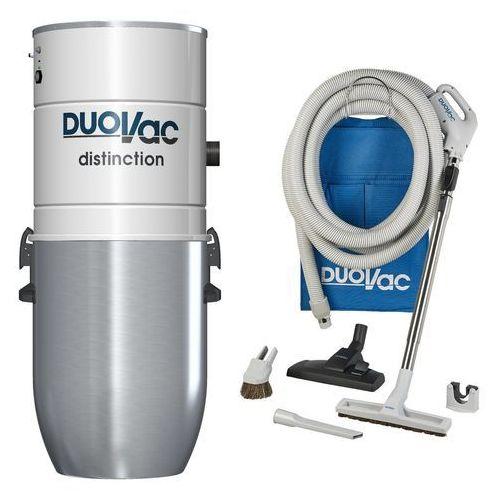 Odkurzacz centralny distinction + zestaw superior marki Duovac