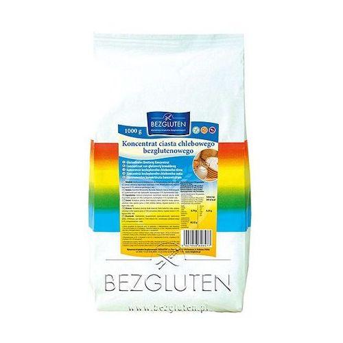 Koncentrat Ciasta Chlebowego Bezglutenowego 1000g - Bezgluten z kategorii Pieczywo, bułka tarta