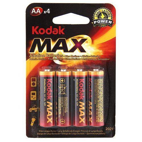 Bateria max lr6/aa (4 szt.) marki Kodak