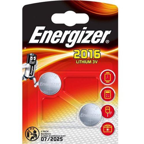 BATERIA LITOWA BAT-CR2016*P2 ENERGIZER, BAT-CR2016*P2