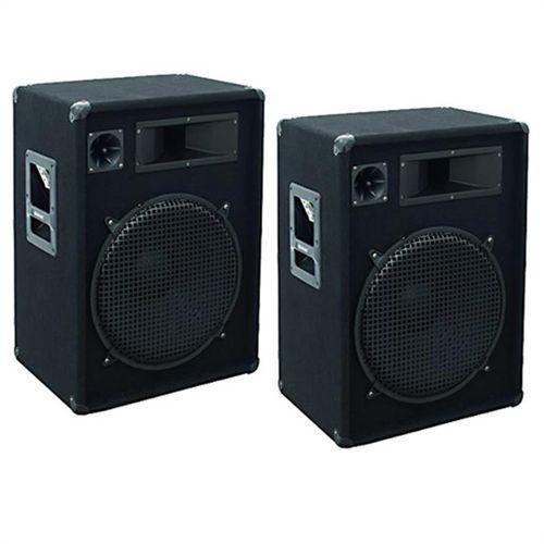 Para kolumn PA Omnitronic DX 1522 1600 Watów statyw - produkt z kategorii- Pozostały sprzęt nagłośnieniowy i studyjny