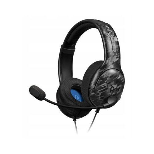 Zestaw słuchawkowy PDP LVL 40 Wired Stereo Gaming Headset do PS4 (0708056066437)