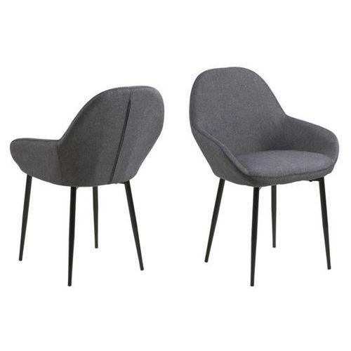 Krzesło Candis - szary, 112666