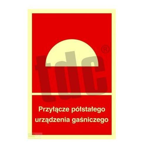 Przyłącze półstałego urządzenia gaśniczego Art. BB004