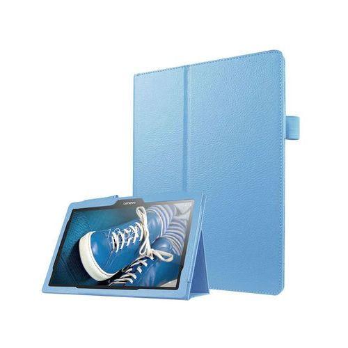 4kom.pl Etui stand cover lenovo tab2 a10-30/ 10 tb-x103 f/l niebieskie - niebieski