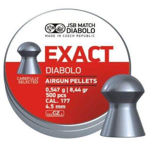Śrut JSB Diabolo Exact 4.51mm, 500szt (546236-500)