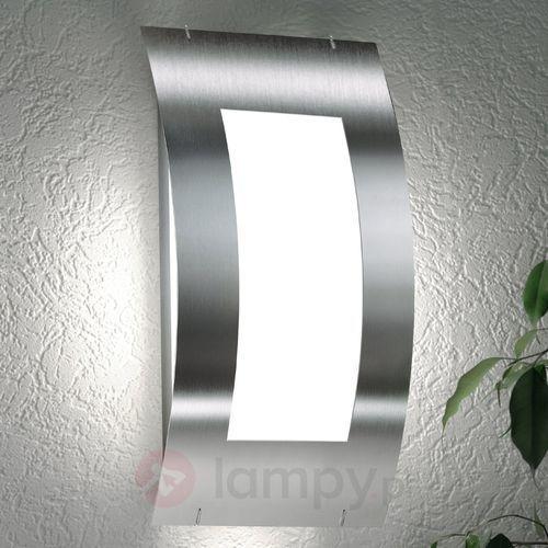 Cmd creativ metalldesign gmbh Lampa ścienna zewnętrzna quadrat bez czujnika (4260045640746)