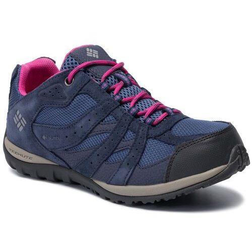 Trekkingi COLUMBIA - Youth Redmond Waterproof BY2857 Bluebell/Pink 508