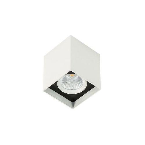 ITALUX LAMPA PLAFON ALDEN SLC78002/12W 3000K WH+BL