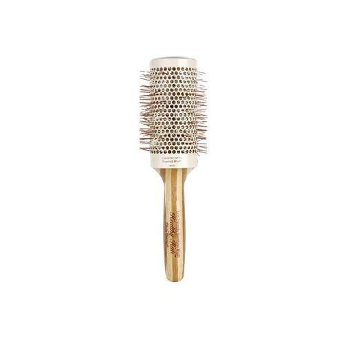 Olivia garden  healthy hair ceramic ionic thermal szczotka do włosów hh-53 (eco-friendly bamboo)