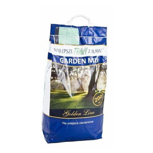 Najlepsze trawy z iławy Trawa garden mix 5 kg