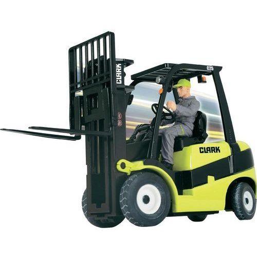 Model samochodu rc  gabelstapler forklift c25 marki Dickie toys