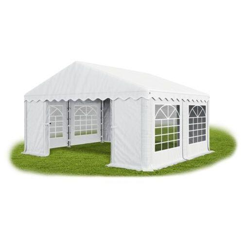 3x4x2m solidny namiot ogrodowy wystawowy cateringowy na imprezę summer - 12m2 marki Das company