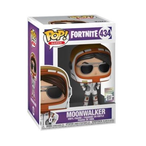 Figurka pop: fortnite s1 - moonwalker marki Funko