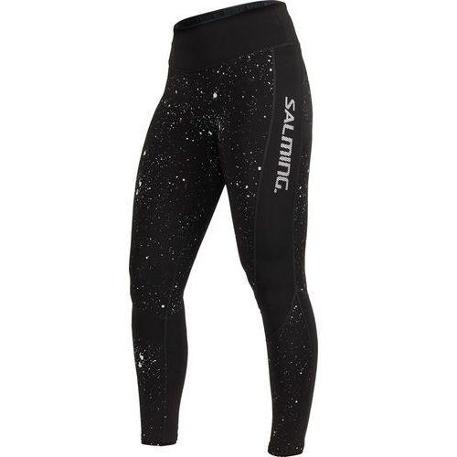4e4cc28f77379e reflective spodnie do biegania kobiety czarny xl 2018 legginsy do biegania  marki Salming