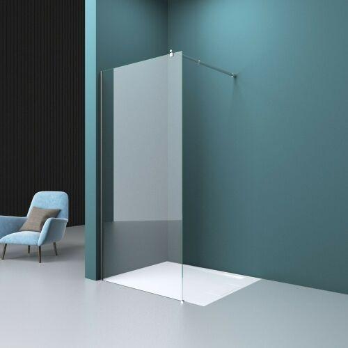 Ścianka prysznicowa walk-in w10 60-160 cm 10mm marki Swiss liniger